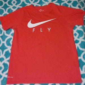 YM - Orange Nike T-shirt